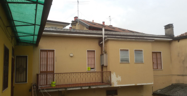 Gorgonzola (MI)</br>Via Italia