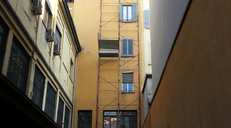 Milano</br>Via Cicognara