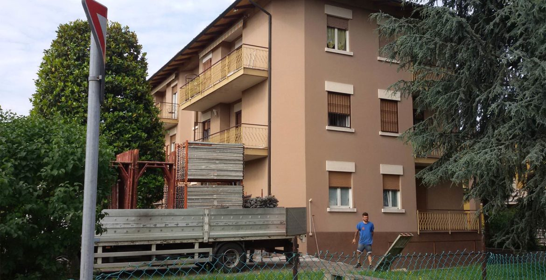 Vaprio d'Adda (MI)</br>Condominio Papavero