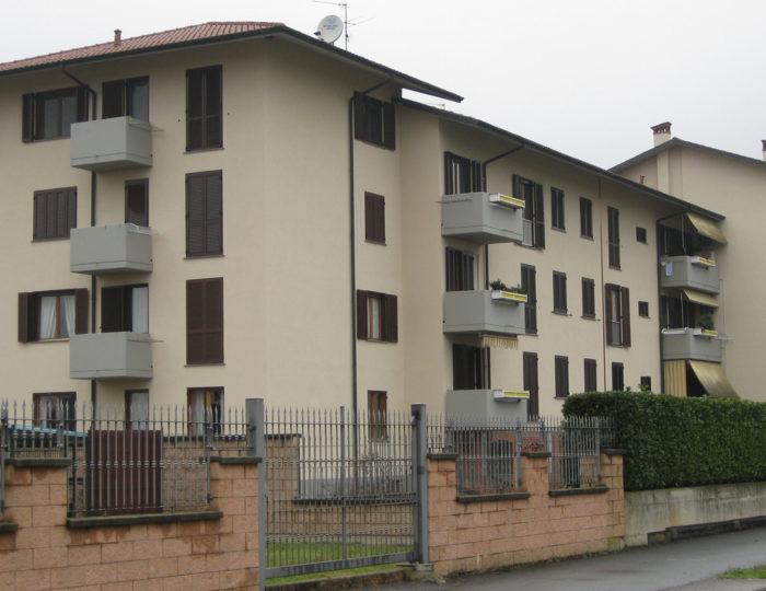 Verdello (BG)</br>Condominio Villaggio Amicizia